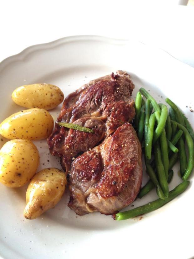 carne perfetta bistecca