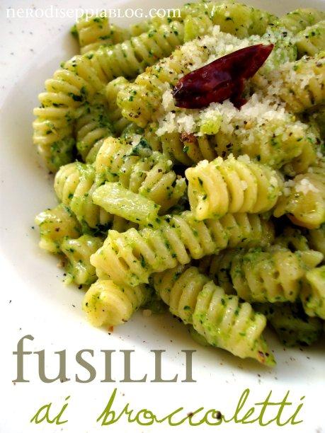 pasta con i broccoletti