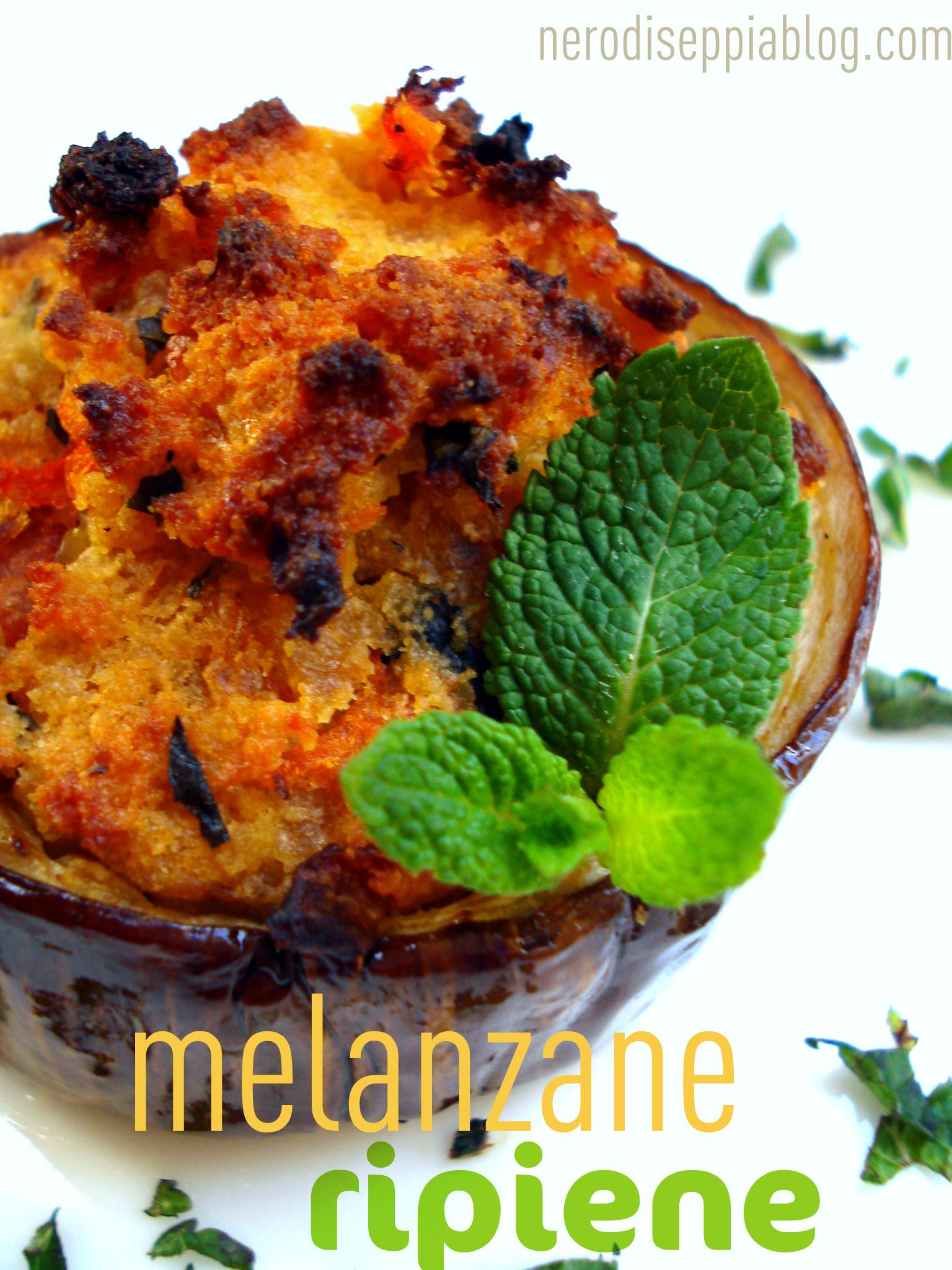 Top Melanzane striate ripiene al forno – Nero di Seppia AR31