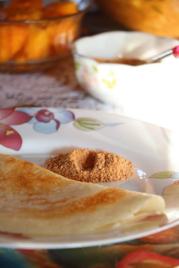 Polvere di lenticchie_India
