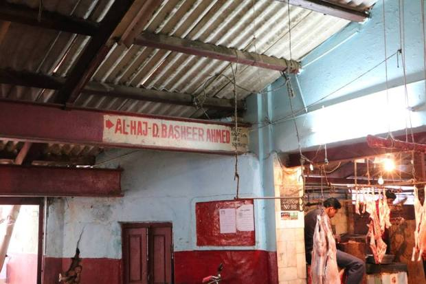 Russell market Bangalore India_1