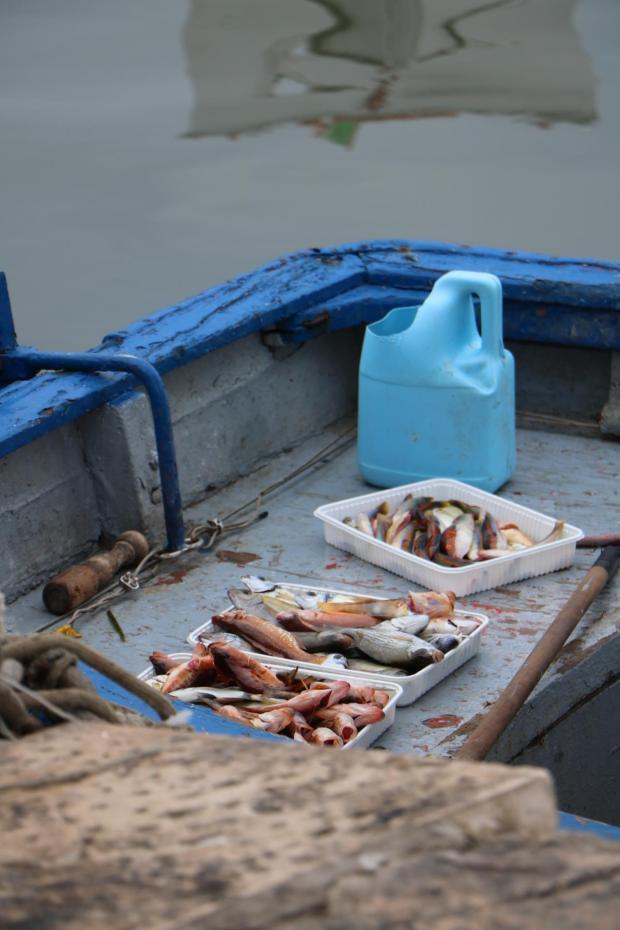 Mazara del Vallo Barca Pescatore